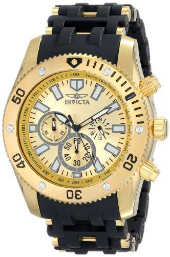 インヴィクタ インビクタ シースパイダー 腕時計 メンズ 14813 【送料無料】Invicta Men's 14813 Sea Spider Analog Swiss-Quartz Black Watchインヴィクタ インビクタ シースパイダー 腕時計 メンズ 14813