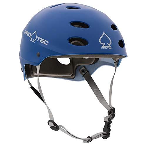 ウォーターヘルメット 安全 マリンスポーツ サーフィン ウェイクボード 200004503 【送料無料】Pro-Tec - Ace Water Helmet, Matte Blue, Sウォーターヘルメット 安全 マリンスポーツ サーフィン ウェイクボード 200004503