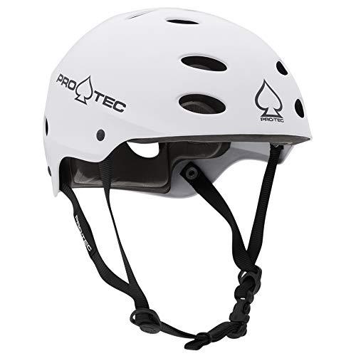ウォーターヘルメット 安全 マリンスポーツ サーフィン ウェイクボード 200004703 Pro-Tec Ace Water Helmet, Satin White, Sウォーターヘルメット 安全 マリンスポーツ サーフィン ウェイクボード 200004703