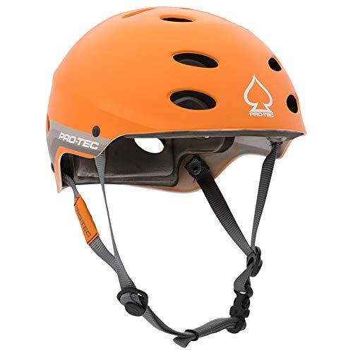ウォーターヘルメット 安全 マリンスポーツ サーフィン ウェイクボード 200005804 【送料無料】Pro-Tec Ace Water Helmet, Satinc Orange Retro, Mウォーターヘルメット 安全 マリンスポーツ サーフィン ウェイクボード 200005804