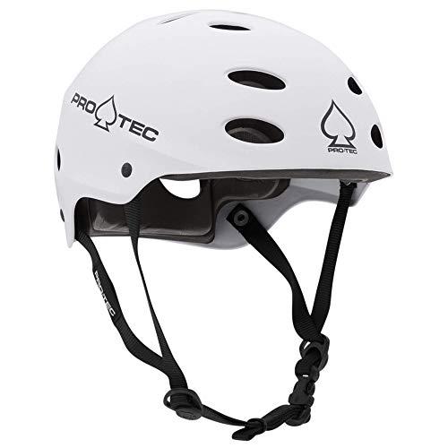 ウォーターヘルメット 安全 マリンスポーツ サーフィン ウェイクボード 200004706 Pro-Tec Ace Water Helmet, Satin White, XLウォーターヘルメット 安全 マリンスポーツ サーフィン ウェイクボード 200004706
