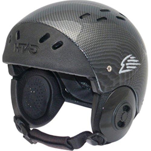 ウォーターヘルメット 安全 マリンスポーツ サーフィン ウェイクボード Gath Surf Convertible Helmet - Carbon - XLウォーターヘルメット 安全 マリンスポーツ サーフィン ウェイクボード