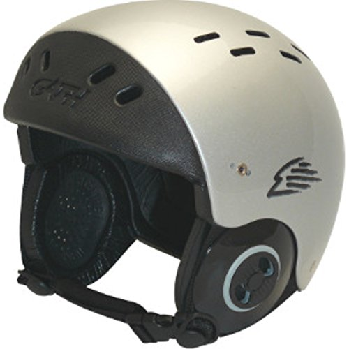 ウォーターヘルメット 安全 マリンスポーツ サーフィン ウェイクボード Gath Surf Convertible Helmet - Grey - Mウォーターヘルメット 安全 マリンスポーツ サーフィン ウェイクボード