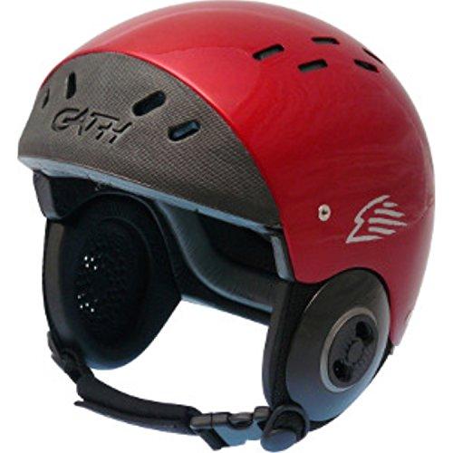 ウォーターヘルメット 安全 マリンスポーツ サーフィン ウェイクボード Gath Surf Convertible Helmet - Red - Lウォーターヘルメット 安全 マリンスポーツ サーフィン ウェイクボード