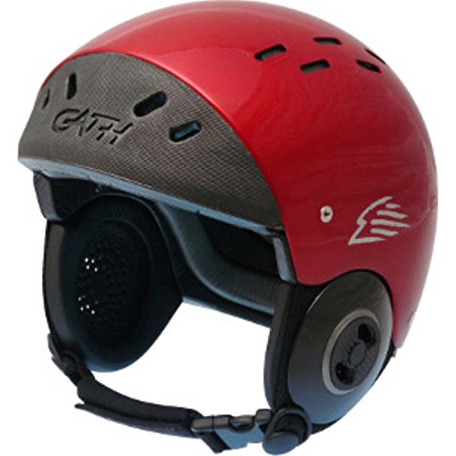 ウォーターヘルメット 安全 マリンスポーツ サーフィン ウェイクボード Gath Surf Convertible Helmet - Red - XLウォーターヘルメット 安全 マリンスポーツ サーフィン ウェイクボード