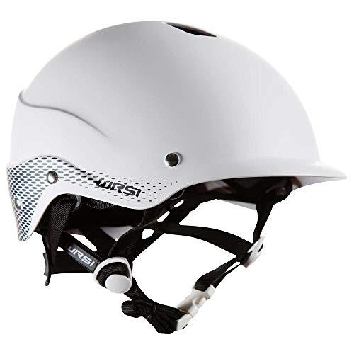 ウォーターヘルメット 安全 マリンスポーツ サーフィン ウェイクボード NRS WRSI Current Helmet Ghost White S/Mウォーターヘルメット 安全 マリンスポーツ サーフィン ウェイクボード NRS