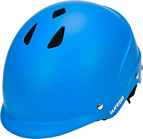 ウォーターヘルメット 安全 マリンスポーツ サーフィン ウェイクボード NRS WRSI Current Helmet Vapor Blue L/XLウォーターヘルメット 安全 マリンスポーツ サーフィン ウェイクボード NRS