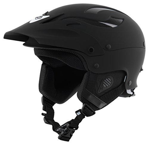 ウォーターヘルメット 安全 マリンスポーツ サーフィン ウェイクボード 845026 Sweet Protection Rocker Paddle Helmet, Dirt Black, Medium/Largeウォーターヘルメット 安全 マリンスポーツ サーフィン ウェイクボード 845026