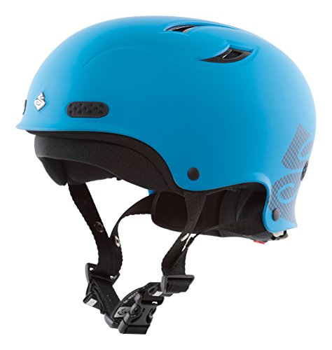ウォーターヘルメット 安全 マリンスポーツ サーフィン ウェイクボード 845025 Sweet Protection Wanderer Helmet-BirdBlue-S/Mウォーターヘルメット 安全 マリンスポーツ サーフィン ウェイクボード 845025