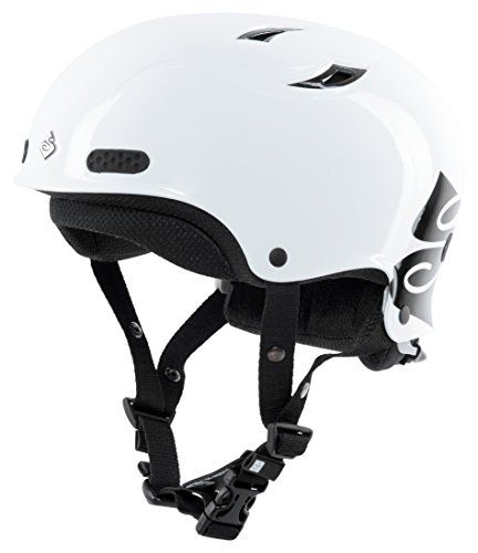 ウォーターヘルメット 安全 マリンスポーツ サーフィン ウェイクボード 845025 【送料無料】Sweet Protection Wanderer Paddle Helmet, Gloss White, Small/Mediumウォーターヘルメット 安全 マリンスポーツ サーフィン ウェイクボード 845025