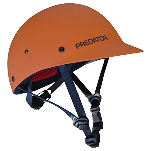 ウォーターヘルメット 安全 マリンスポーツ サーフィン ウェイクボード Predator Trinity Kayak Helmet-Burntウォーターヘルメット 安全 マリンスポーツ サーフィン ウェイクボード