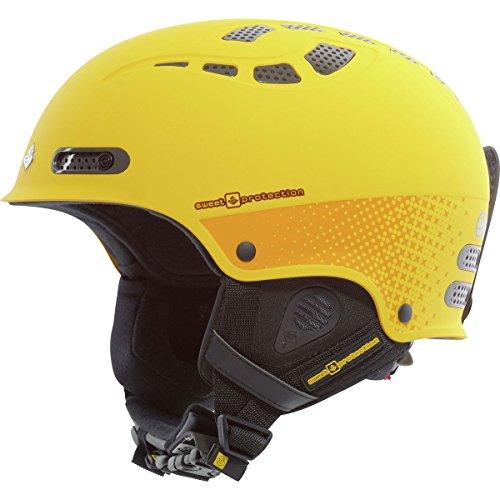 ウォーターヘルメット 安全 マリンスポーツ サーフィン ウェイクボード 840005 Sweet Protection Igniter Helmet Mustard, S/Mウォーターヘルメット 安全 マリンスポーツ サーフィン ウェイクボード 840005