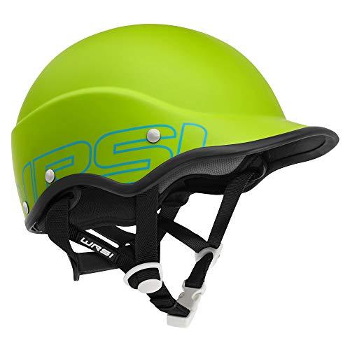 ウォーターヘルメット 安全 マリンスポーツ サーフィン ウェイクボード NRS 【送料無料】WRSI Trident Composite Helmet G.Smith Green L/XLウォーターヘルメット 安全 マリンスポーツ サーフィン ウェイクボード NRS