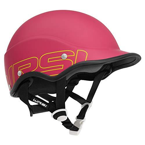 ウォーターヘルメット 安全 マリンスポーツ サーフィン ウェイクボード NRS WRSI Trident Composite Helmet Very Berry Red M/Lウォーターヘルメット 安全 マリンスポーツ サーフィン ウェイクボード NRS