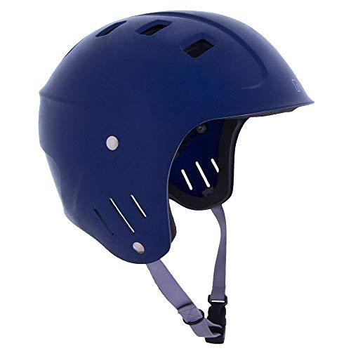 ウォーターヘルメット 安全 マリンスポーツ サーフィン ウェイクボード NRS NRS Chaos Helmet - Full Cut Blue XLウォーターヘルメット 安全 マリンスポーツ サーフィン ウェイクボード NRS