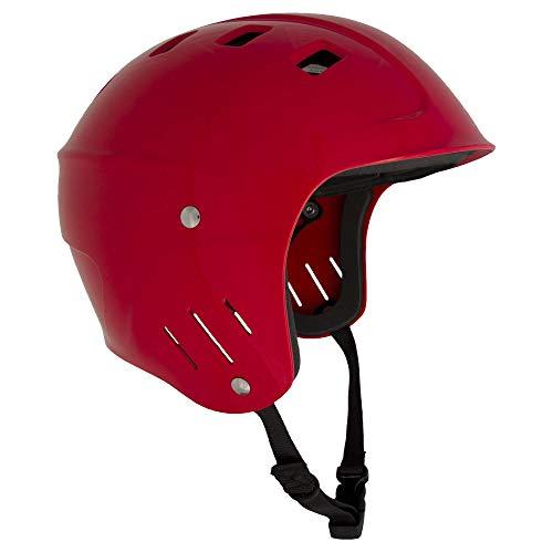 ウォーターヘルメット 安全 マリンスポーツ サーフィン ウェイクボード NRS 【送料無料】NRS Chaos Helmet - Full Cut Red Largeウォーターヘルメット 安全 マリンスポーツ サーフィン ウェイクボード NRS
