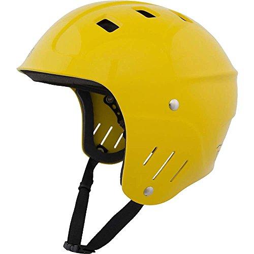 ウォーターヘルメット 安全 マリンスポーツ サーフィン ウェイクボード NRS NRS Chaos Helmet - Full Cut Yellow XSウォーターヘルメット 安全 マリンスポーツ サーフィン ウェイクボード NRS