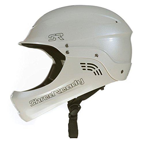 ウォーターヘルメット 安全 マリンスポーツ サーフィン ウェイクボード Shred Ready Shred Ready Standard Kayak Helmet (Full Face)ウォーターヘルメット 安全 マリンスポーツ サーフィン ウェイクボード Shred Ready