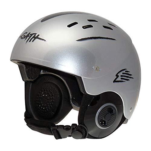 ウォーターヘルメット 安全 マリンスポーツ サーフィン ウェイクボード 【送料無料】Gath Gedi Helmet with Peak - Grey - 2XLウォーターヘルメット 安全 マリンスポーツ サーフィン ウェイクボード