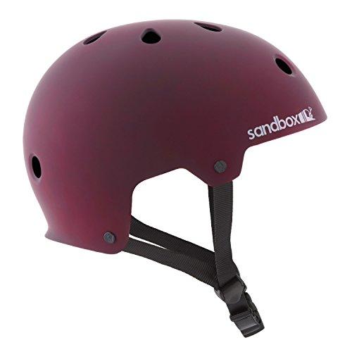 ウォーターヘルメット 安全 マリンスポーツ サーフィン ウェイクボード SANDBOX Legend Low Rider Helmet, Burgundy, Smallウォーターヘルメット 安全 マリンスポーツ サーフィン ウェイクボード