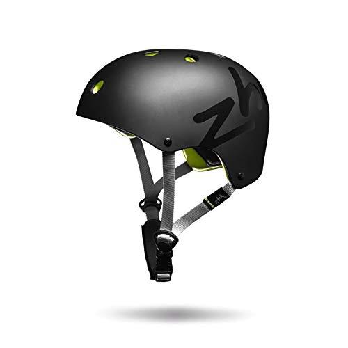 ウォーターヘルメット 安全 マリンスポーツ サーフィン ウェイクボード Zhik H1 Sailing Helmet Black LGウォーターヘルメット 安全 マリンスポーツ サーフィン ウェイクボード