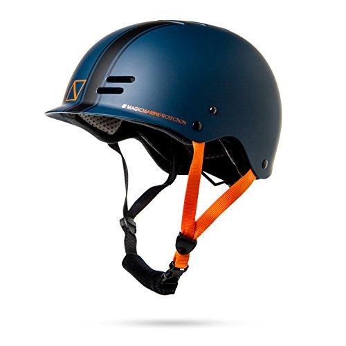 ウォーターヘルメット 安全 マリンスポーツ サーフィン ウェイクボード Magic Marine Impact Pro Helmet 2019 - Navy L/XLウォーターヘルメット 安全 マリンスポーツ サーフィン ウェイクボード
