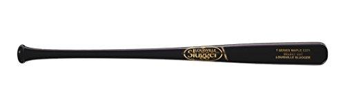 バット ルイビルスラッガー 野球 ベースボール メジャーリーグ WTLW7M271B1733 Louisville Slugger C271 Select S7 Maple Baseball Bat, Black/Gold, 33