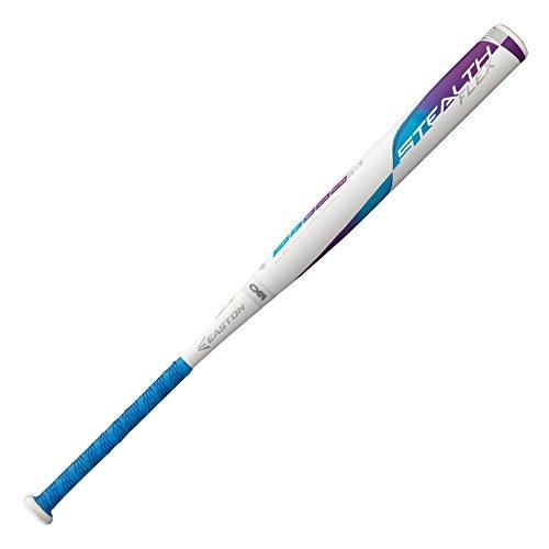 バット イーストン 野球 ベースボール メジャーリーグ 8054213 Easton FP17SF9 Stealth Flex 9 Fastpitch Softball Bat, 33