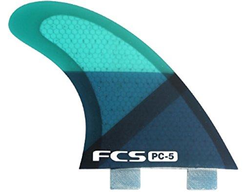 サーフィン フィン マリンスポーツ FCS FCS PCC-5 Tri Fin - Mediumサーフィン フィン マリンスポーツ FCS