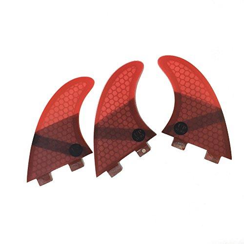 サーフィン フィン マリンスポーツ UPSURF Core Carbon Surboard Fins G5 Medium Sizeサーフィン フィン マリンスポーツ