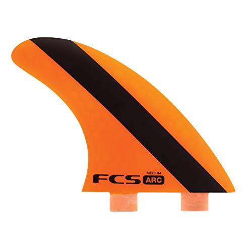 サーフィン フィン マリンスポーツ FCS FCS Arc Performance Core Triquad Fin Medium Orangeサーフィン フィン マリンスポーツ FCS