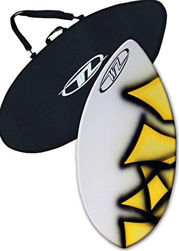 サーフィン スキムボード マリンスポーツ Skimboard Package - Yellow - 42