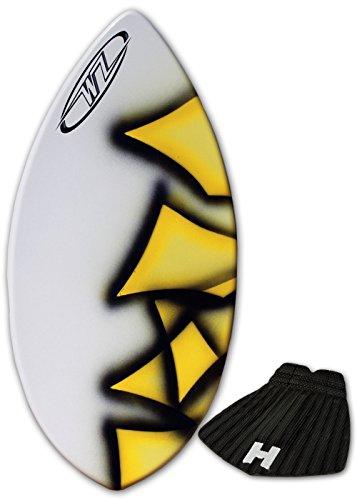 サーフィン スキムボード マリンスポーツ Skimboard Package - Yellow - 41