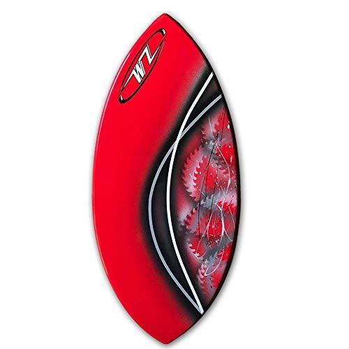 サーフィン スキムボード マリンスポーツ Skimboard Package - Red - 41
