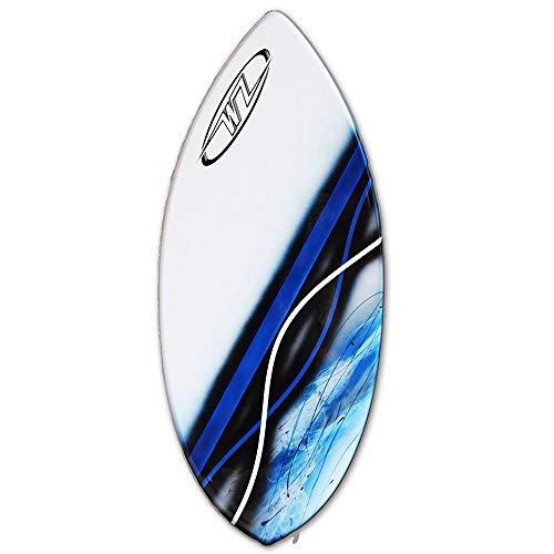 サーフィン スキムボード マリンスポーツ Skimboard Package - Blue - 43