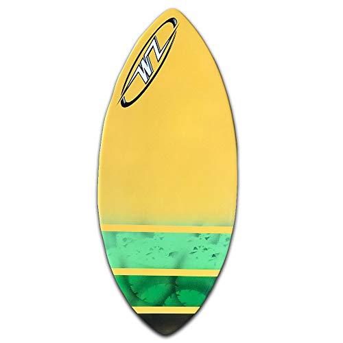 サーフィン スキムボード マリンスポーツ Skimboard Package - Yellow - 45