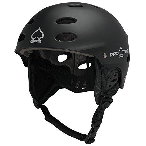 ウォーターヘルメット 安全 マリンスポーツ サーフィン ウェイクボード VEF8H74 Pro-Tec Ace Wake Helmet, Matte Black, XLウォーターヘルメット 安全 マリンスポーツ サーフィン ウェイクボード VEF8H74