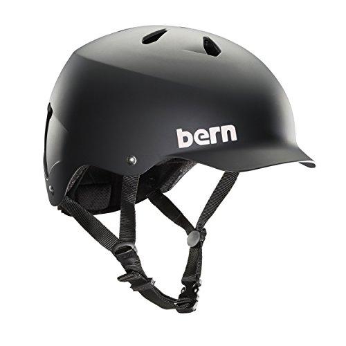 ヘルメット スケボー スケートボード 海外モデル 直輸入 MW5MBKXXL 【送料無料】Bern Watts Matte Water Helmet, Black, XX-Largeヘルメット スケボー スケートボード 海外モデル 直輸入 MW5MBKXXL