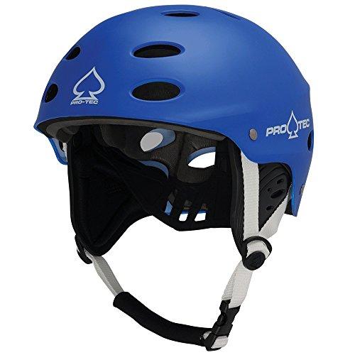 ウォーターヘルメット 安全 マリンスポーツ サーフィン ウェイクボード 200004802 【送料無料】Pro-Tec Ace Wake Helmet, Matte Blue, XSウォーターヘルメット 安全 マリンスポーツ サーフィン ウェイクボード 200004802