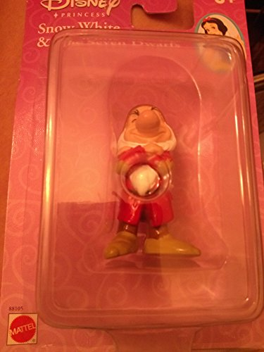 白雪姫 スノーホワイト ディズニープリンセス Mattel Disney Princess Snow 白い & The Seven Dwarfs - Grumpy白雪姫 スノーホワイト ディズニープリンセス