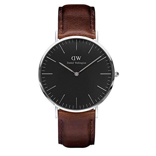 ダニエルウェリントン 腕時計 メンズ DW00100131 Daniel Wellington Classic Black Bristol 40mmダニエルウェリントン 腕時計 メンズ DW00100131
