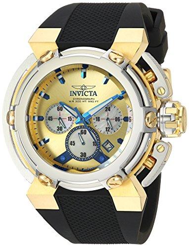 インヴィクタ インビクタ フォース 腕時計 メンズ 22441 Invicta Men's 'Coalition Forces' Quartz Stainless Steel and Silicone Casual Watch, Color:Black (Model: 22441)インヴィクタ インビクタ フォース 腕時計 メンズ 22441