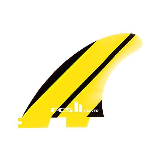 サーフィン フィン マリンスポーツ CARVER 【送料無料】FCS II Carver Neo Glass Thruster Fin Medium Multicolourサーフィン フィン マリンスポーツ CARVER