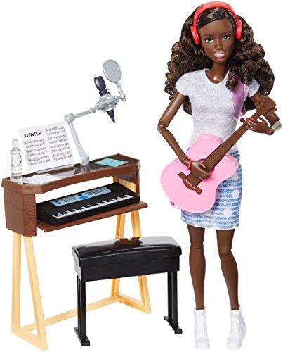 バービー バービー人形 日本未発売 プレイセット アクセサリ FCP74 【送料無料】Barbie Musician Doll & Playset, Brunetteバービー バービー人形 日本未発売 プレイセット アクセサリ FCP74