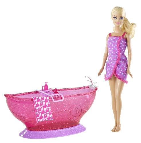 バービー バービー人形 日本未発売 プレイセット アクセサリ V0823 Barbie Hot Tub and Barbie Doll Playsetバービー バービー人形 日本未発売 プレイセット アクセサリ V0823