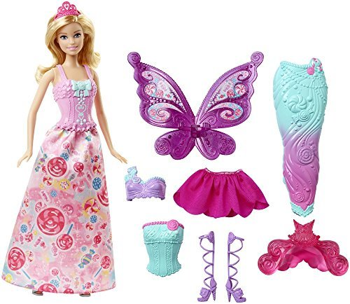 最大80%オフ! バービー バービー人形 マーメイド ファンタジー 人魚 マーメイド マーメイド Dress [Barbie] Barbie Fairytale Dress Up Doll DHC39 [parallel import goods]バービー バービー人形 ファンタジー 人魚 マーメイド, えのき商店:88093787 --- canoncity.azurewebsites.net