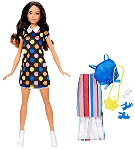 バービー バービー人形 ファッショニスタ 日本未発売 FFF60 【送料無料】Barbie Fashion Brunette Dollバービー バービー人形 ファッショニスタ 日本未発売 FFF60