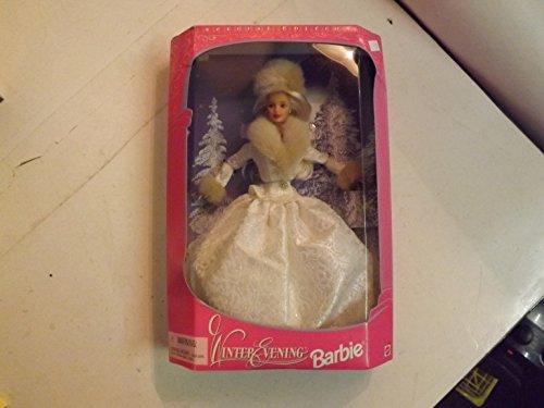 バービー バービー人形 バービーコレクター コレクタブルバービー プラチナレーベル #19218 【送料無料】Barbie Winter Evening Special Limited Editionバービー バービー人形 バービーコレクター コレクタブルバービー プラチナレーベル #19218