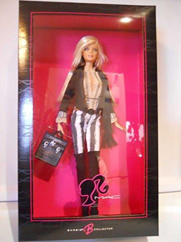 バービー バービー人形 コレクション ファッションモデル ハリウッドムービースター Barbie Fashion Model Collection: M.A.C. Barbie Dollバービー バービー人形 コレクション ファッションモデル ハリウッドムービースター