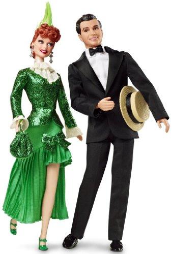 バービー バービー人形 バービーコレクター コレクタブルバービー プラチナレーベル I Love Lucy Lucy & Cuban Pete Ricky Barbie Pink Label Gift Setバービー バービー人形 バービーコレクター コレクタブルバービー プラチナレーベル